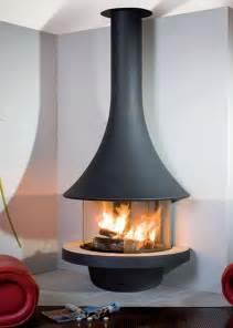 Fireplaces Ideas chemin 233 e murale vitr 233 e eva 992 chemin 233 e design jc bordelet