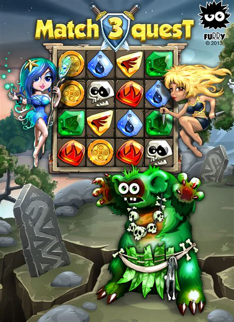match 3 for android match 3 quest mmo rpg tcg puzzle mobile ios android androidtab androidconsole