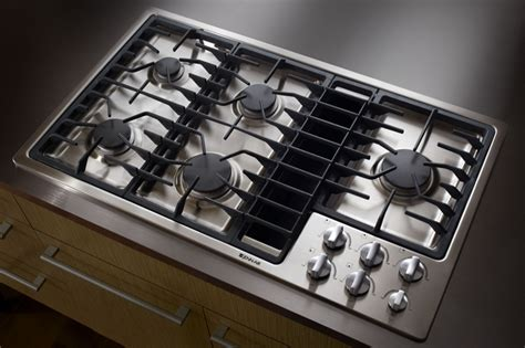 Best Cooktop Downdraft Gas Cooktops 36 36 Gas Cooktop With Downdraft
