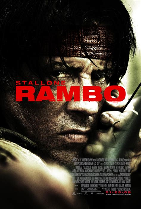 rambo film poster rambo 2008 movie posters