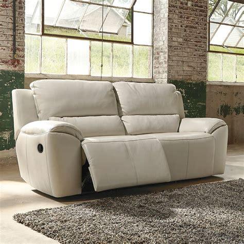 ashley valeton reclining sofa valeton cream reclining sofa reclining sofas living