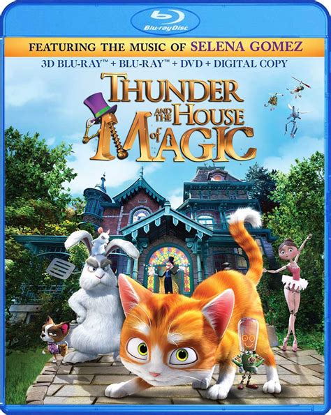 house of thunder review quot thunder and the house of magic quot come for the cat stay for the magic