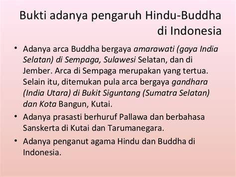 Buku Pengaruh Kebudayaan India Dalam Bentuk Arca Di Sumatera Ar perkembangan agama dan kebudayaan hindu budha di indonesia