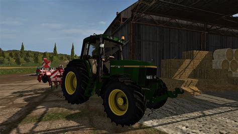 Deer Ls by Deere 6810 Mod For Farming Simulator 2017 Serie