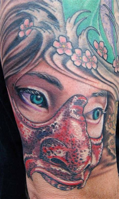 tattoo geisha warrior geisha warrior by megan jean morris tattoo inspiration