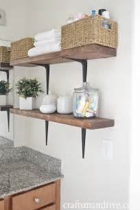 small bathroom shelves ideas 12 small bathroom storage ideas wall storage solutons
