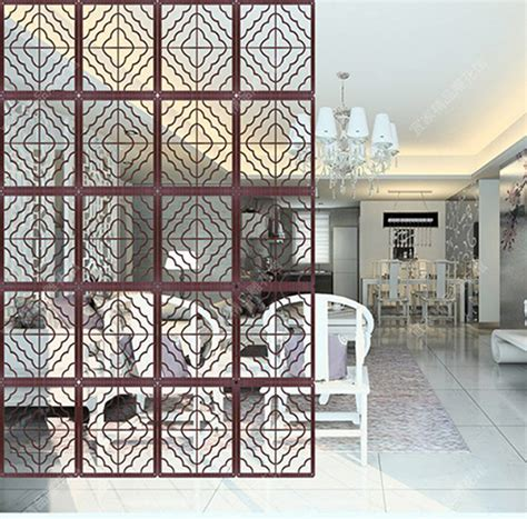 Opaque Room Divider - modern wooden screens paravent in the room partition wall