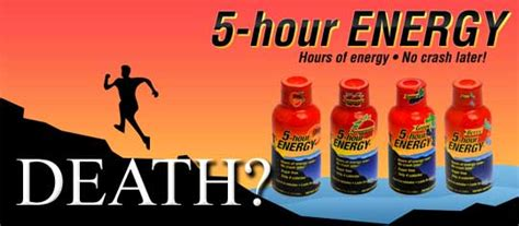 5 hour energy drink side effects 5 hour energy side effects fda investigates 13 deaths