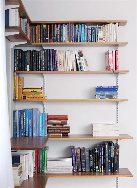 Corner Shelf System by Build Your Own Corner Shelf Woodworking Projects Plans