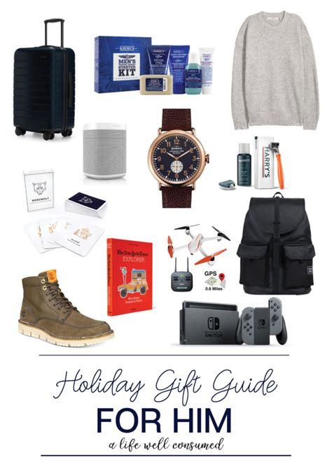 best gifts 2017 for him holiday gift guides 2017 for him lifehacked1st com