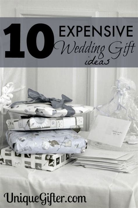 My Idea Is Expensive 10 more expensive wedding gift ideas the wedding of my