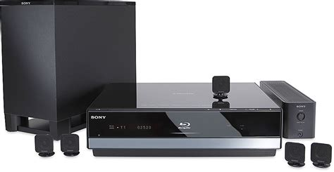 sony bdv is1000 disc home theater system with