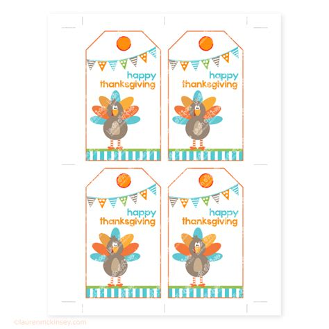 printable thanksgiving tags 5 best images of from happy thanksgiving tag printable