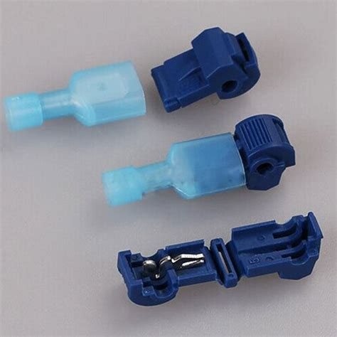 3 wire crimp connectors 100pcs set 0 3mm 6 0mm splice wire terminals spade