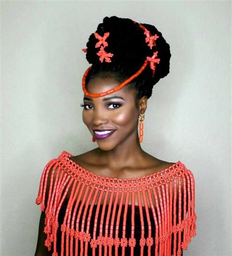 nigerian traditional bridal hair do wikipedia nigerian makeup tutorial style guru fashion glitz