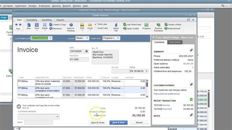 Quickbooks Discounts Report by How To Apply A Discounted Customer Payment In Quickbooks
