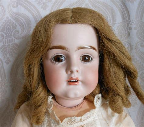 bisque kestner doll beautiful bisque kestner doll mold 161 sold on ruby