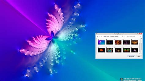 Butterfly Abstract Windows 7 Theme Download All Themes