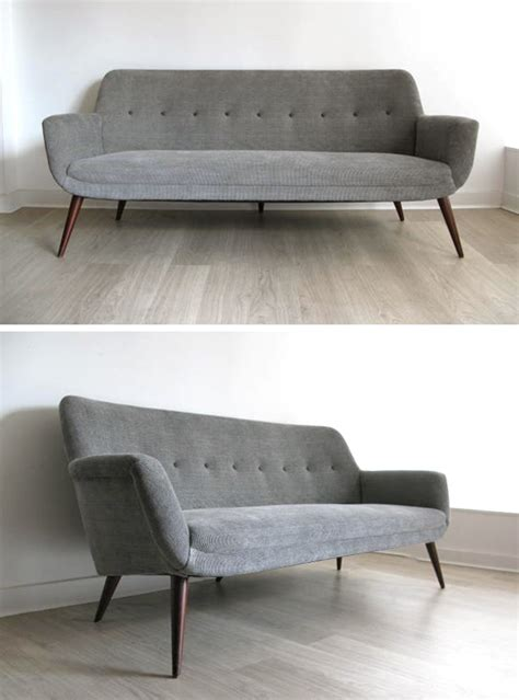 retro settee danish retro sofa room fillings pinterest