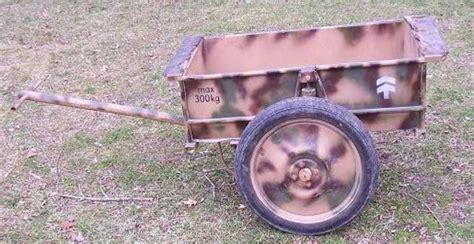 s day trailer german german infantry cart 18