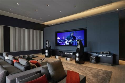 Architectural Home Designs by The Ultimate Home Theater Wsdg