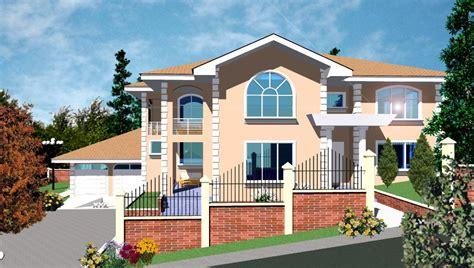 Nana House Plan 4 Beds 4 5 Baths Home Plan Pre Order 4 Bedroom House Plans In Tanzania