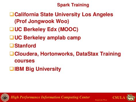 Uc Berkeley Vs Stanford Mba by Big Data Analysis And Industrial Approach Using Spark