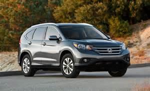 Honda Cr V Ex Vs Exl Car And Driver
