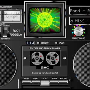 gvc google gvc 7090 gla folder track player android apps on