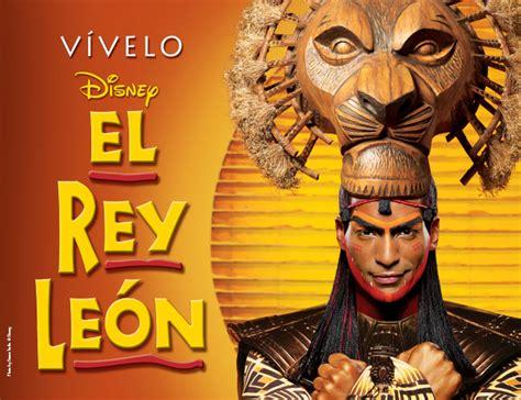 imagenes musical rey leon entradas el rey le 243 n taquilla com