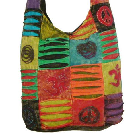 Nepali Handmade Bags - wholesale bags from nepal hippie bag nepali bags colorful