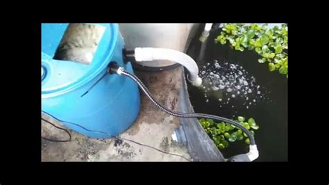moving bed filter diy moving bed filter tide machine without bell siphon