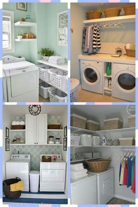 laundry room storage ideas home organization