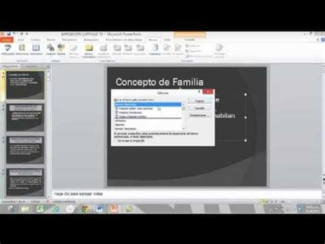 tutorial de powerpoint 2010 tutorial de power point 2010 corrector ortogr 225 fico youtube