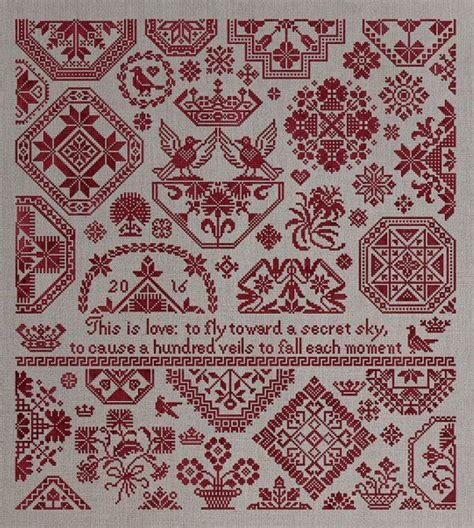 pattern matching in qtp quaker sler a secret sky romantic cross stitch