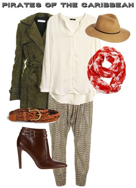 pirates inspired outfit inspiration priates of the caribbean disney style