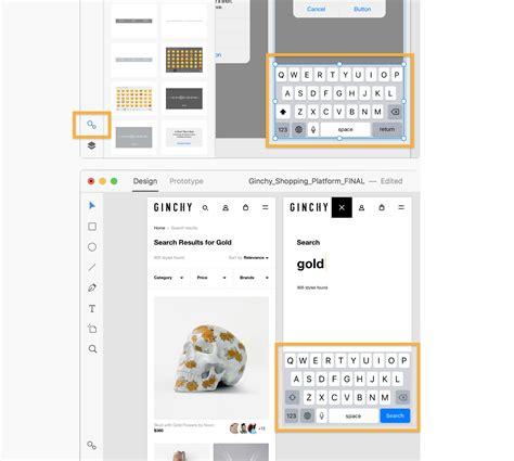 windows 10 app ui tutorial designing an app with a ui resource or ui kit adobe xd