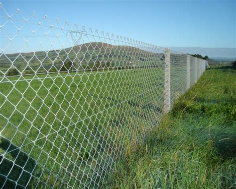 chain link fence post concrete post chain link fencing frs fencing