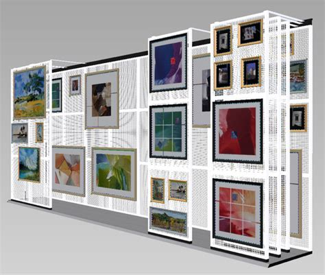 art display systems spacenow high density filing compact mobile shelving