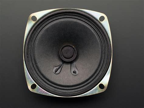 8 ohm resistor speaker speaker 3