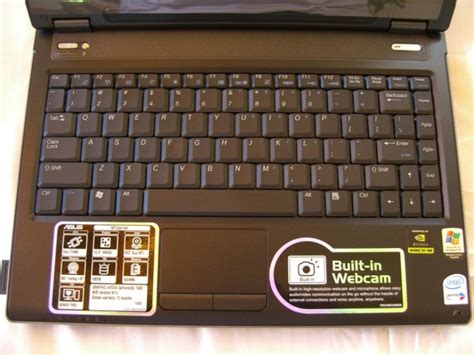 Asus Netbook Laptop W7j asus w7j review pics specs notebookreview