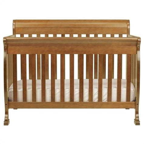 Davinci Kalani 4 In 1 Convertible Crib With Toddler Rail Davinci Kalani 4 In 1 Convertible Baby Crib With Toddler Rail In Chestnut M5501ct M5315c Kit