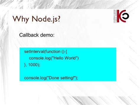 simple node js hello world sfd2012hanoi nguyễn h 224 dương introduction to node js
