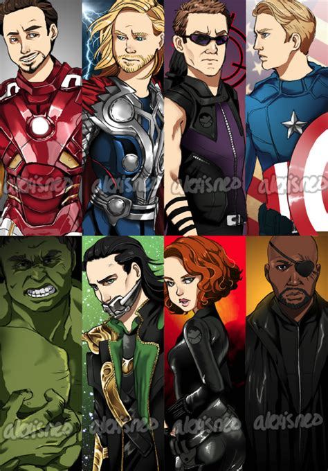 printable bookmarks marvel avengers bookmarks by alexisneo on deviantart