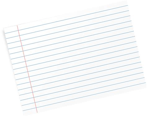 4 Bar Note Card Template by Free Pictures Blank 368 Images Found
