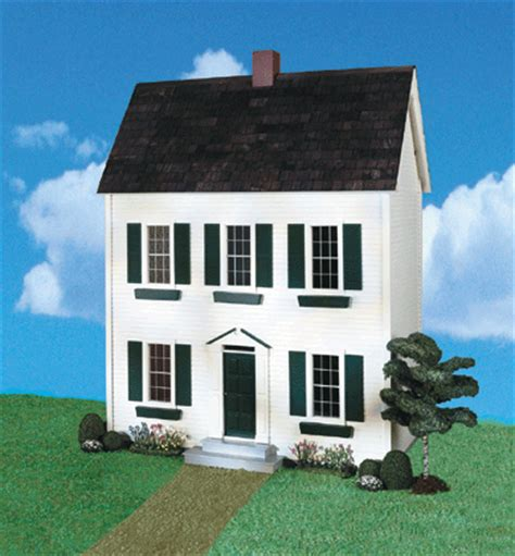 doll house kits to build dollhouses kits