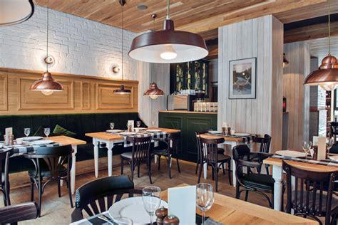 Bibliothèque Style Industriel 763 by Int 233 Rieur Un Restaurant En Pologne Influences