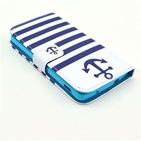 Wallet Premium Pu Leather Syntetic Book Flip Cover Xiaomi Mi5 speedtek mariner pattern nexus 5 wallet wallet