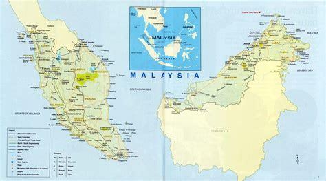 Find Malaysia Malaysia Country Maps