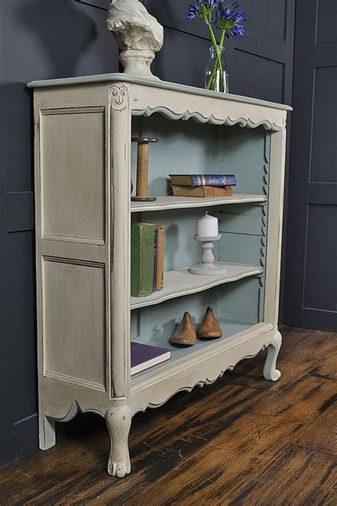 above cabinet shabby chic decor diy pinterest shabby small french curve fronted bookcase cabinets and storage